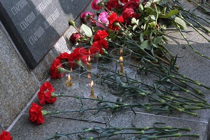 День Памяти во Владивостоке