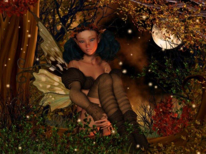 Fairy Girls 48 JPG.