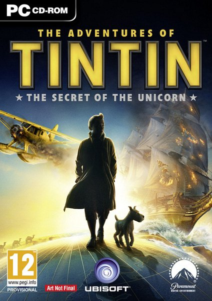 The Adventures of Tintin: Secret of the Unicorn (2011/ENG/MULTI6)