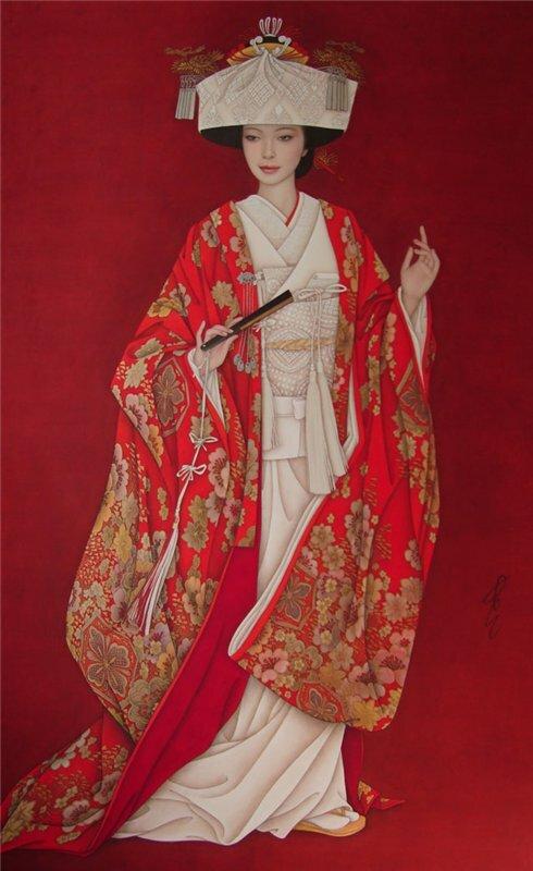Автор картины Фэн-Чан Цзян (Feng Changjiang)