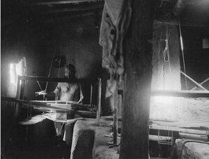 Сарт за ткацким станком