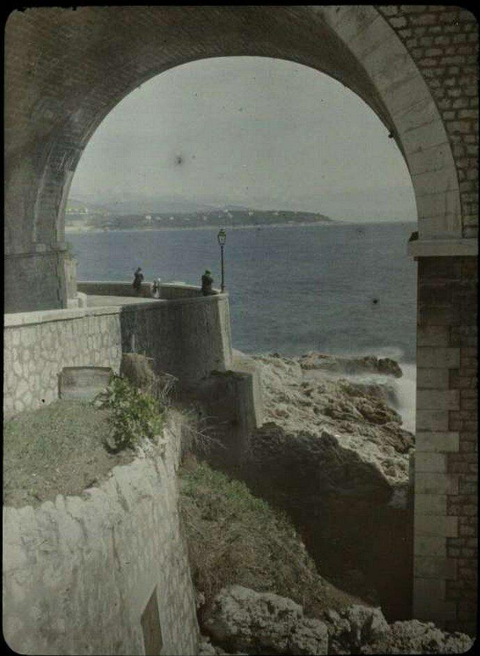 1924. Ривьера
