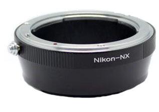 nikon lens samsung nx adaptor