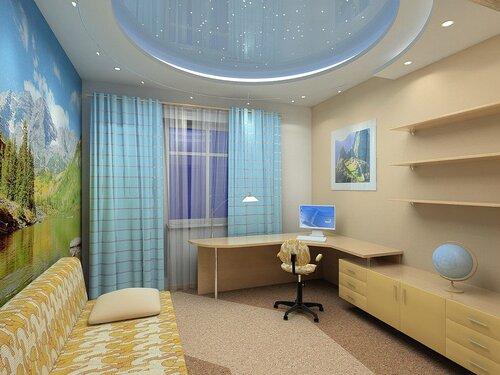 дизайн детской комнаты (54)