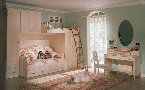 дизайн детской комнаты (58)