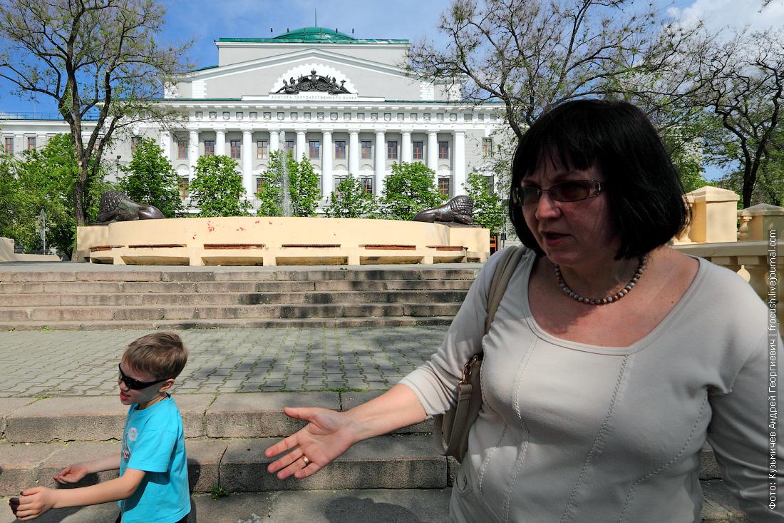 Ростовская контора Госбанка (ныне здание Ростовского филиала Центробанка)