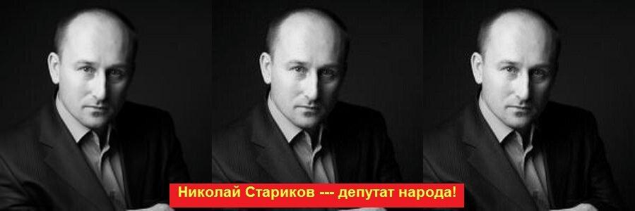 Николай Стариков--Депутат Народа!