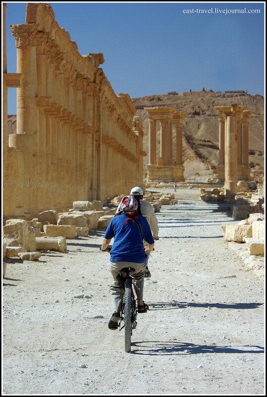 Пальмира - город, основанный джиннами!