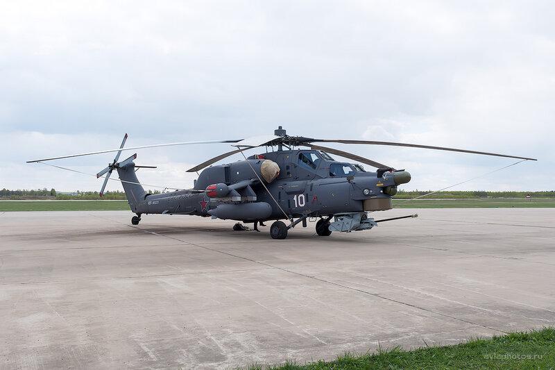 Миль Ми-28Н (RF-95323 / 10 белый) D708566