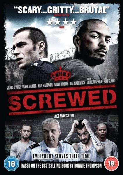 Тюремщик / Screwed (2011/HDRip/1.47Gb/700Mb)