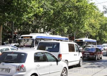 В течение 2 дней движение по некоторым улицам столицы будет перекрыто