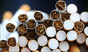 В ПМР снизили импортную пошлину на табачные изделия