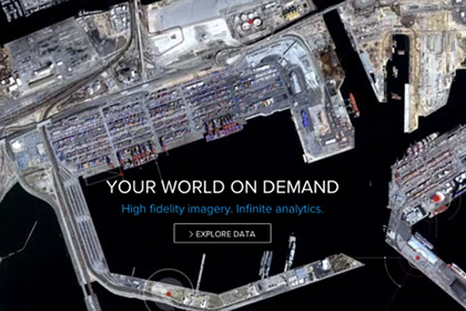 Google дает миллиард долларов за предоставление технологии спутниковой фотосьемки планеты