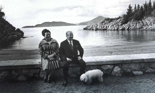 Тито и Йованка