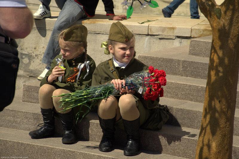 День Победы, 9 мая 2014 года в Москве