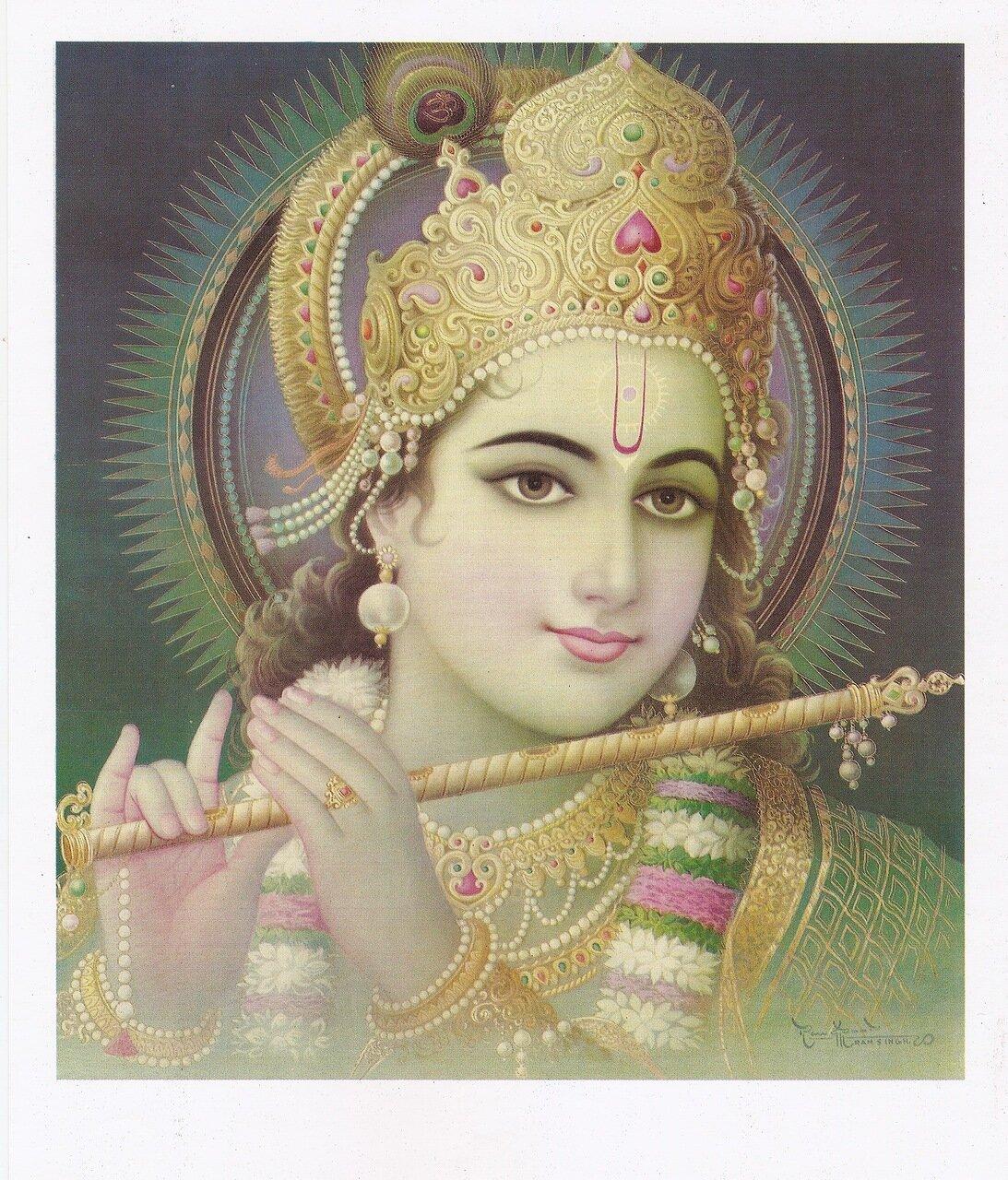 Шри Кришна - Шьямасундар
