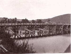 Мост через реку Большая Тымь.