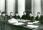 Группа членов 3-й комиссии третьего отдела за просмотром выборного производства от Минской губернии.