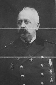 Тайный советник, бывший офицер бригады (портрет).