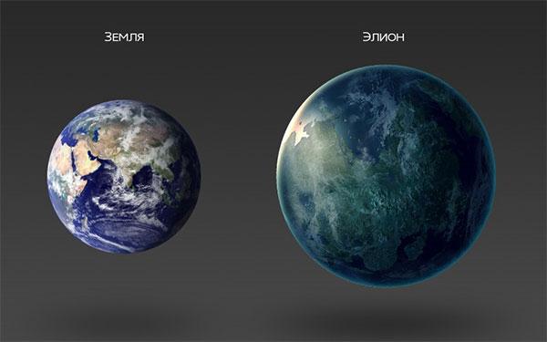 Российские астрофизики открыли обитаемую планету