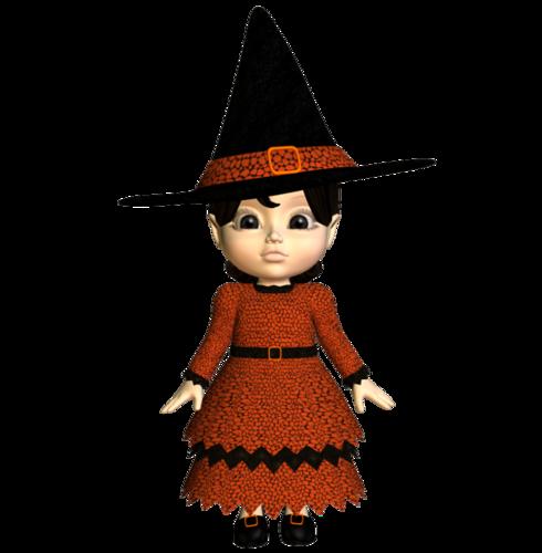 Kit-Ведьмочка