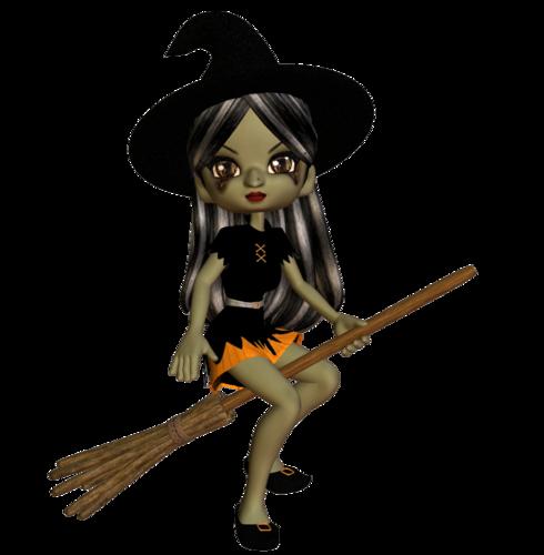 Cookie-Ведьмочка
