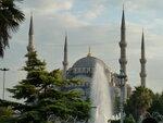 Р1000457  Мечеть Султана Ахмеда (Голубая мечеть)