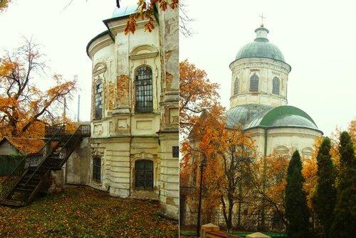Церква Івана Богослова. Фото Катрич Людмили