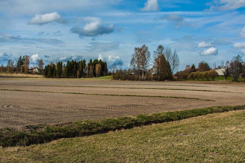 Финское поле