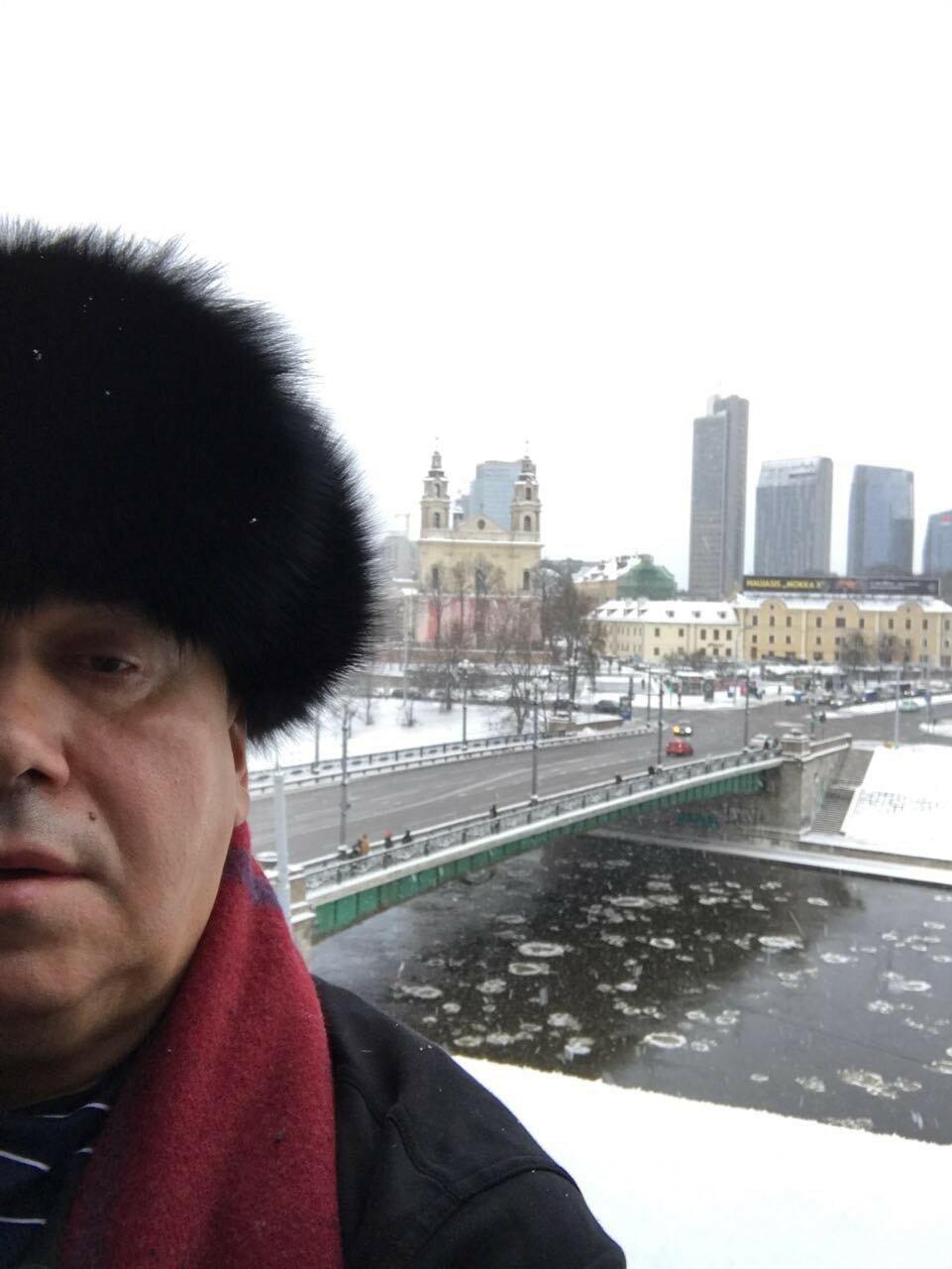 Зеленый мост, Вильнюс
