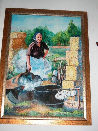 Как делают сыр Качокавалло в Италии