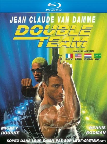 Колония / Двойная команда / Double Team (1997/HDRip/HDTV/HDTVRip)