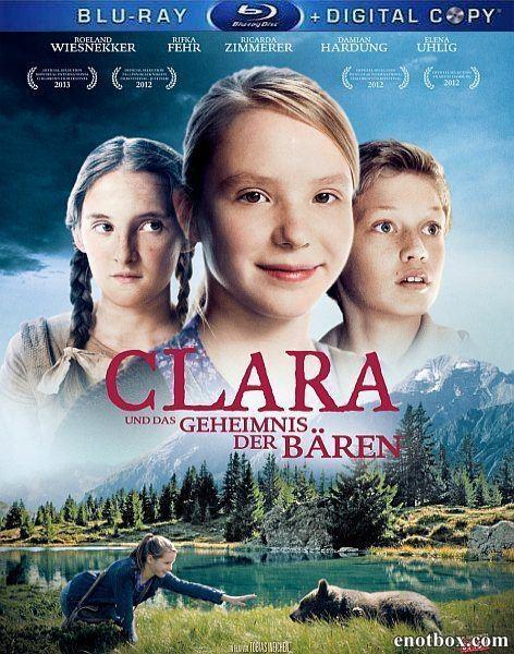 Клара и тайна медведей / Clara und das Geheimnis der Baren (2013/HDRip)