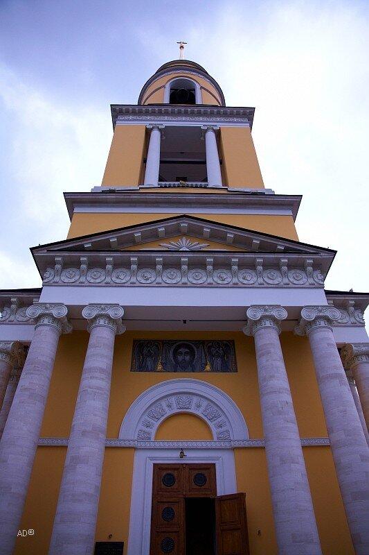 Храм Вознесения Господня в Сторожах, у Никитских ворот