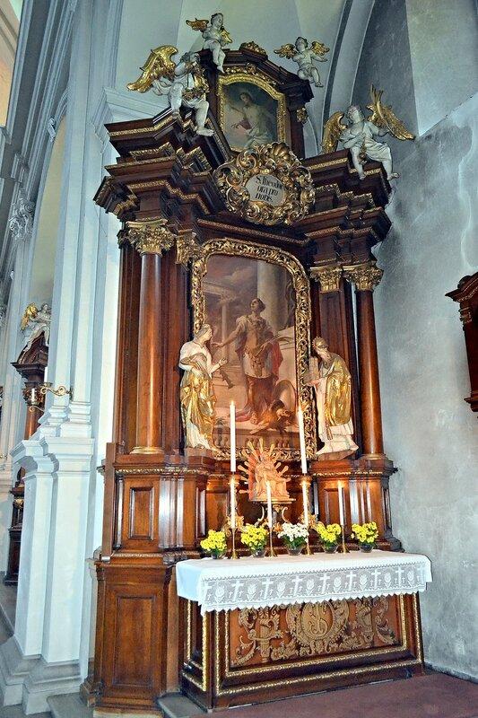 Церковь Девы Марии и святого Теодора