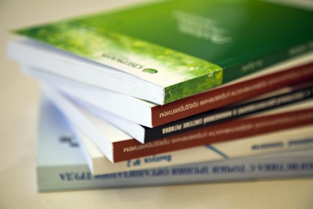 Книги в мягком переплёте КБС