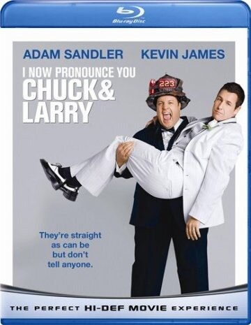 ��� � �����: �������� ������� - I Now Pronounce You Chuck and Larry (2007) BDRip 720p
