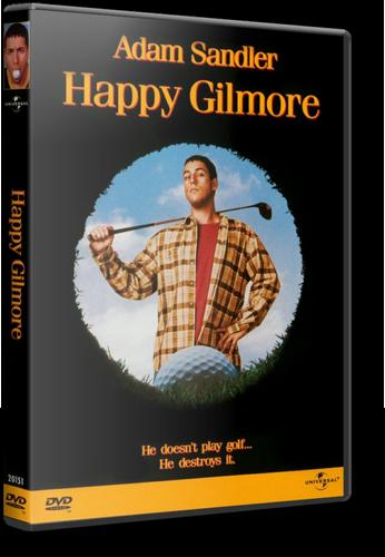Счастливчик Гилмор - Happy Gilmore (1996) BDRip