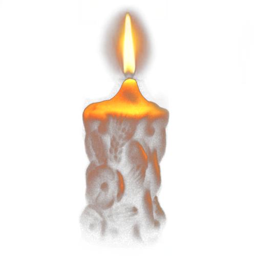 Клипарт PNG -  Свечи