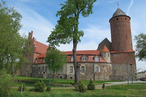 Замок Свидвин, фото Ренаты Римша 2012 г.