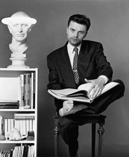 Леонид Парфенов. 1993 год