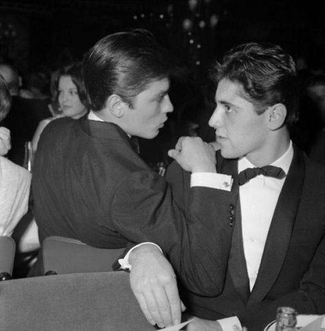 Alain Delon & Al Pacino