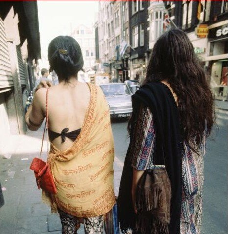 Streetlife Amsterdam 1975 Ed van der Elsken