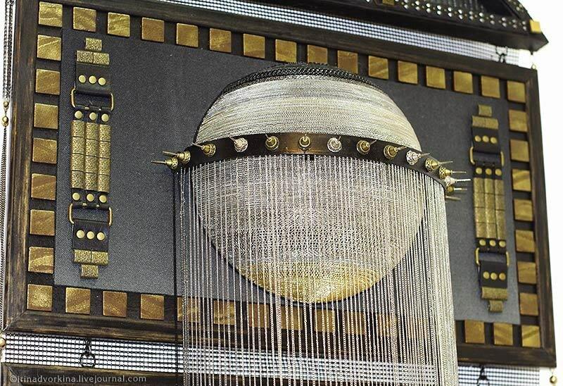 Декоративное искусство Москвы 2014