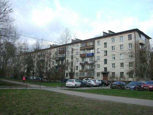 Варшавская ул. 41к4