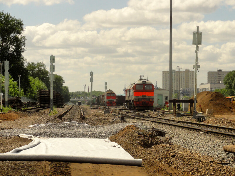 Станция Лихоборы