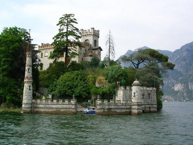 Остров Лорето. Италия
