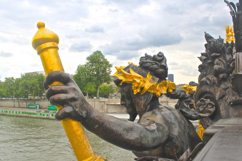 Мост Александра Третьего.
