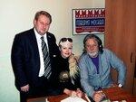 Александр Левшин и Виктория Вива и Юрий Свешников