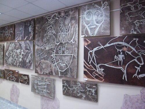 Музей Аннинского. Новое помещение.
